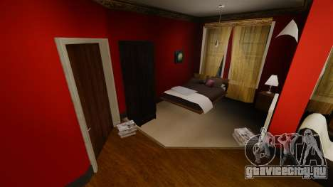 Обновлённая квартира в Олдерни-Сити для GTA 4 пятый скриншот