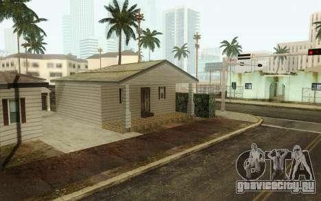 ENB HD CUDA 2014 v2.0 для GTA San Andreas третий скриншот