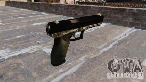 Пистолет Bauer 1980 SOCOM для GTA 4 второй скриншот