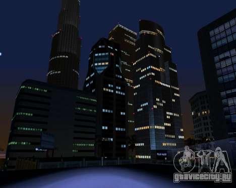 ENB для слабых PC для GTA San Andreas пятый скриншот