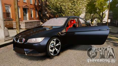 BMW M3 E92 AC Schnitzer ACS3-Sport для GTA 4