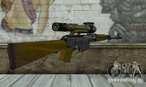 M76 для GTA San Andreas второй скриншот