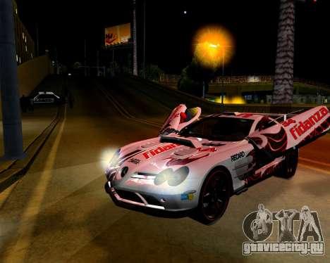 ENB для слабых PC для GTA San Andreas