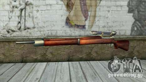 Springfield Sniper для GTA San Andreas
