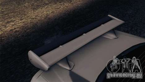 Nissan Skyline GT-R R34 V-Spec Lexani Rims для GTA San Andreas вид справа