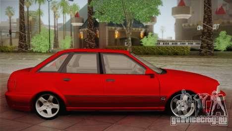 Audi 80 B4 RS2 для GTA San Andreas вид слева