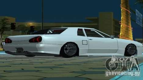 Elegy 280sx v2.0 для GTA San Andreas двигатель