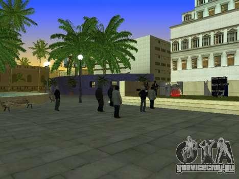 Концерт группы Кино для GTA San Andreas второй скриншот