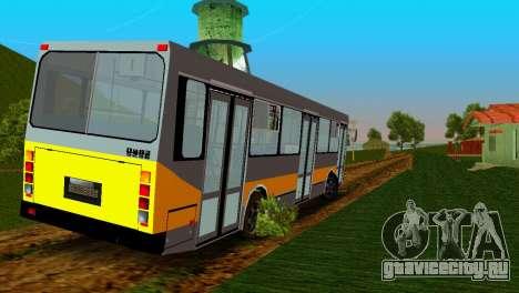 ЛиАЗ-5256 для GTA Vice City вид слева