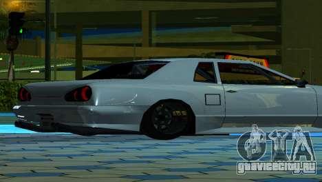 Elegy 280sx v2.0 для GTA San Andreas вид сзади