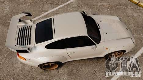 Porsche 993 GT2 1996 v1.3 для GTA 4 вид справа