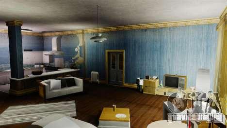 Обновлённая квартира южного Бохана для GTA 4