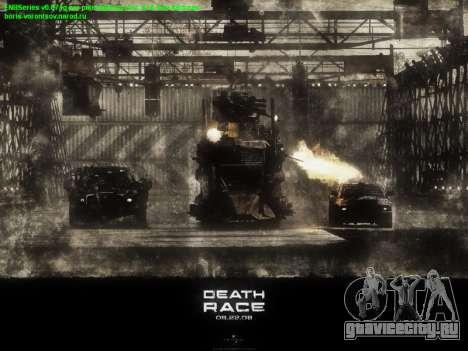 Загрузочные экраны Death Race для GTA San Andreas четвёртый скриншот