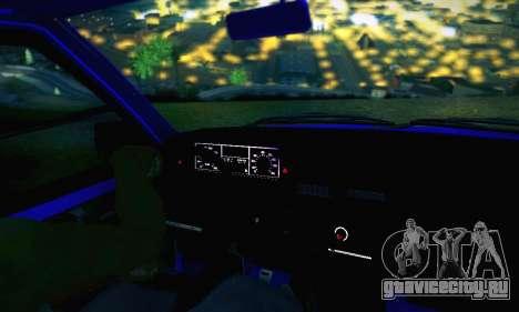 ВАЗ 21099 для GTA San Andreas двигатель