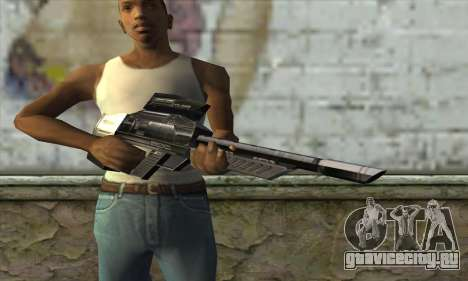 P-Laser Sniper Rifle для GTA San Andreas третий скриншот