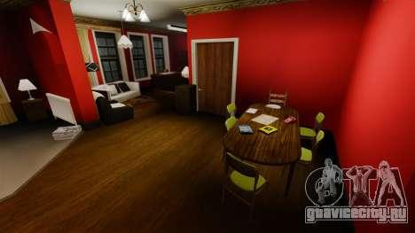 Обновлённая квартира в Олдерни-Сити для GTA 4 четвёртый скриншот