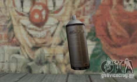 Montana Gold Spray для GTA San Andreas второй скриншот
