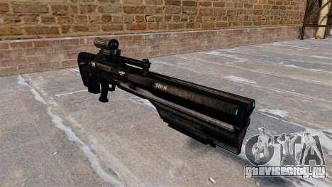 Пушка Гаусса GK8 для GTA 4