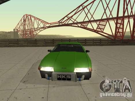 Elegy by X3noNon для GTA San Andreas