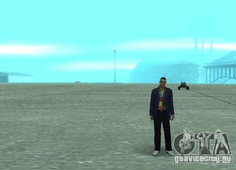 Новый Andre для GTA San Andreas третий скриншот
