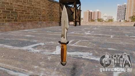 Нож Crysis 2 для GTA 4 второй скриншот