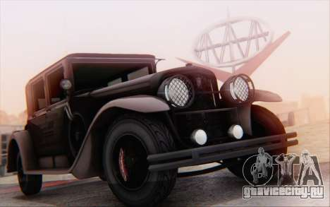 Albany Roosevelt from GTA V для GTA San Andreas