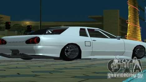 Elegy 280sx v2.0 для GTA San Andreas салон