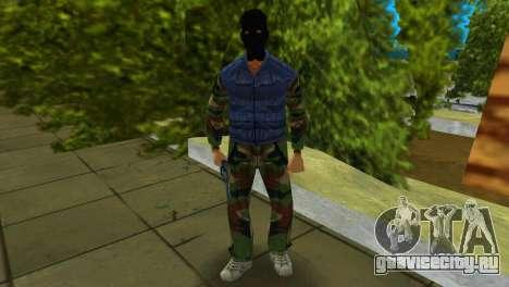 Рескин Грабителей для GTA Vice City