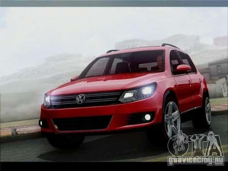 Volkswagen Tiguan 2012 для GTA San Andreas