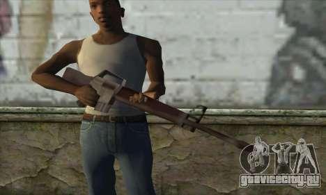 M16A1 для GTA San Andreas третий скриншот