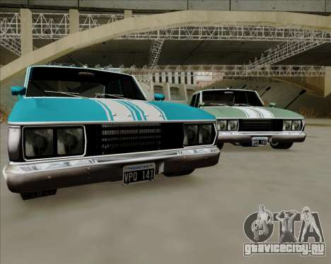 Ford Falcon Sprint 1972 для GTA San Andreas