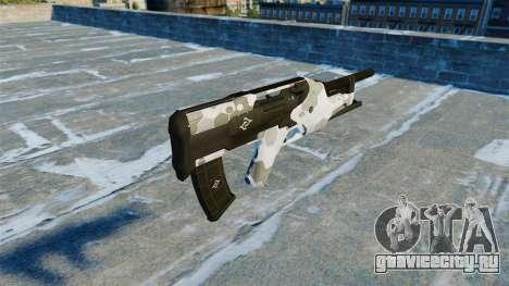 Пистолет-пулемёт Filine v2.0 для GTA 4 второй скриншот
