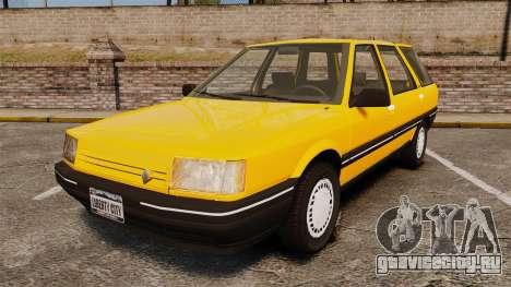 Renault 21 Nevada GTD для GTA 4
