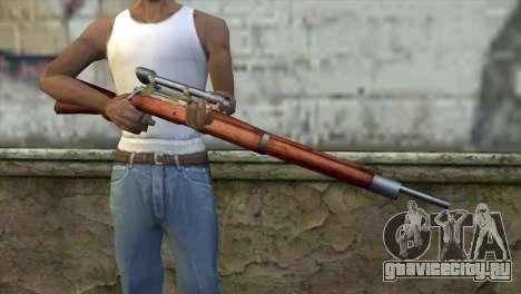 Springfield Sniper для GTA San Andreas третий скриншот