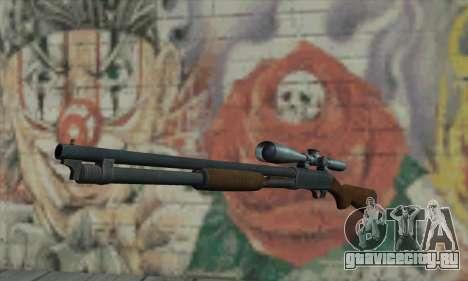 Shotgun Model 12 для GTA San Andreas