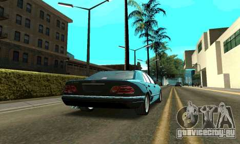 ENBseries для слабых ПК для GTA San Andreas третий скриншот