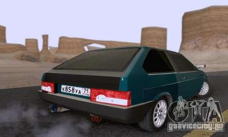 ВАЗ 2108 Тула для GTA San Andreas