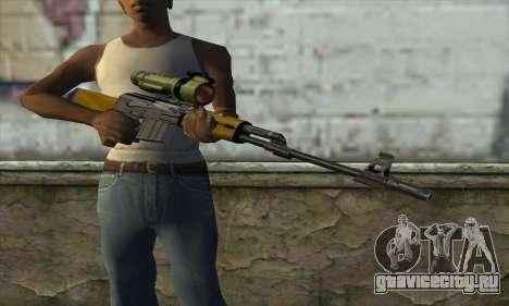 M76 для GTA San Andreas третий скриншот