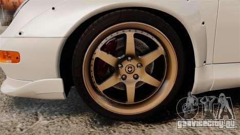 Porsche 993 GT2 1996 v1.3 для GTA 4 вид сзади