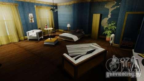 Обновлённая квартира южного Бохана для GTA 4 третий скриншот