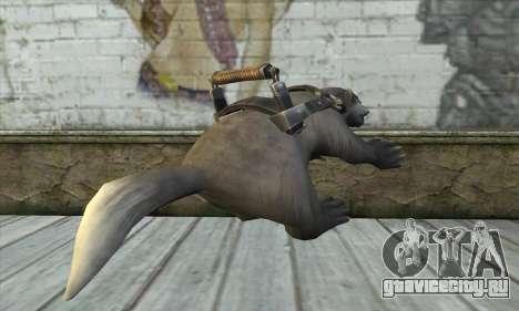 Бензопила из Postal 3 для GTA San Andreas второй скриншот