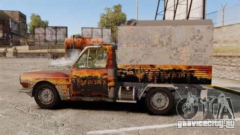 Anadol P2 500 (Rusty) для GTA 4