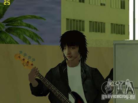 Концерт группы Кино для GTA San Andreas восьмой скриншот