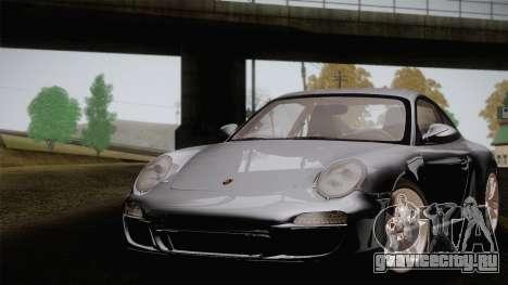 Porsche 911 Carrera для GTA San Andreas колёса