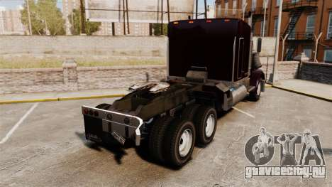 Phantom Zombie для GTA 4 вид сзади слева