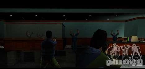 Рескин Грабителей для GTA Vice City пятый скриншот