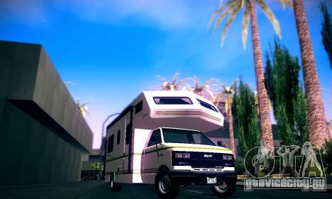 GTA V Camper для GTA San Andreas