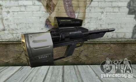 P-Laser Sniper Rifle для GTA San Andreas второй скриншот