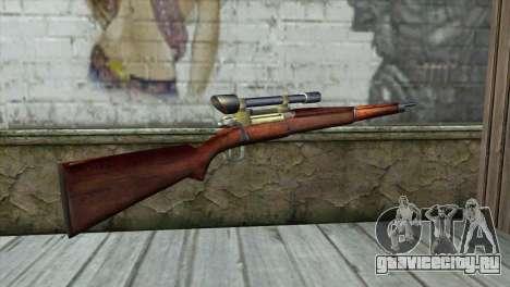 Springfield Sniper для GTA San Andreas второй скриншот