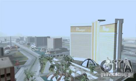 ENB CUDA 2014 for Low PC для GTA San Andreas пятый скриншот